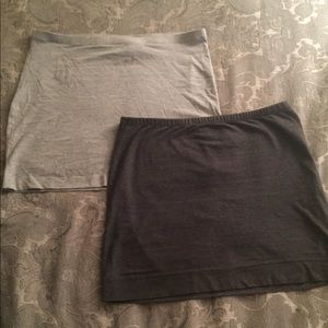 Two skirt bundle
